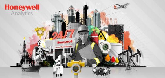 Honeywell Fire & Gas Detector-01